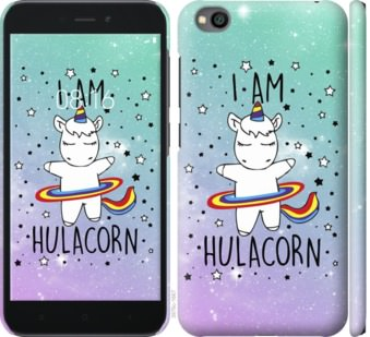 Чехол на Xiaomi Redmi Go Im hulacorn