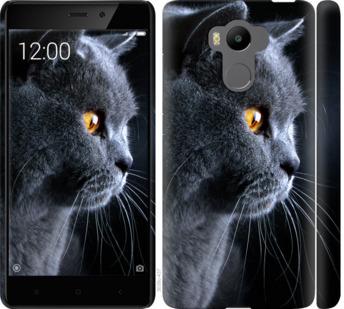 Чехол на Xiaomi Redmi 4 pro Красивый кот
