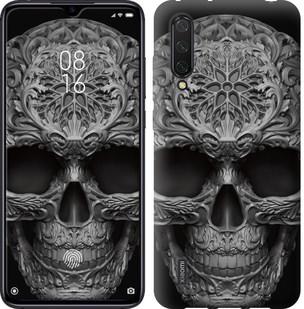 Чехол на Xiaomi Mi CC9 skull-ornament