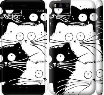 Чехол на Xiaomi Mi6 Коты v2
