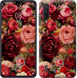 Чехол на Xiaomi Mi CC9 Цветущие розы