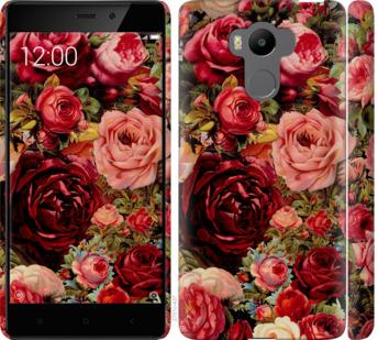 Чехол на Xiaomi Redmi 4 pro Цветущие розы