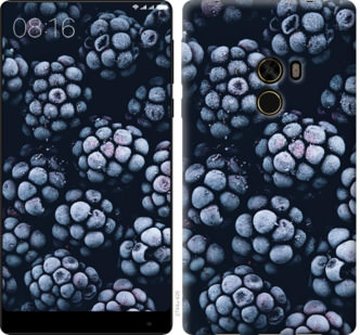 Чехол на Xiaomi Mi MiX Морозная ежевика