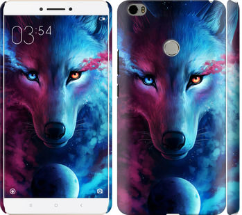 Чехол на Xiaomi Mi Max Арт-волк