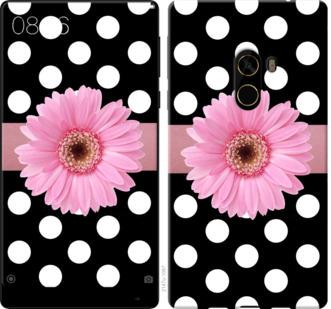 Чехол на Xiaomi Mi MiX 2 Горошек 2