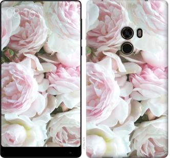 Чехол на Xiaomi Mi MiX Пионы v2