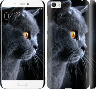 Чехол на Xiaomi Mi5 Красивый кот