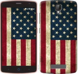 Чехол на ZTE L5 Флаг США