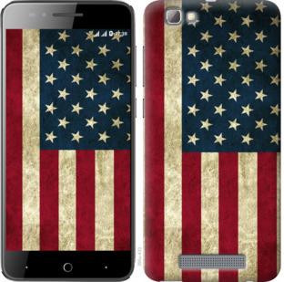 Чехол на ZTE A610 Флаг США