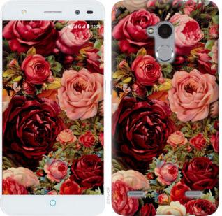 Чехол на ZTE V7 Lite Цветущие розы