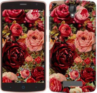 Чехол на ZTE L5 Цветущие розы