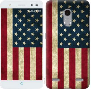 Чехол на ZTE V7 Lite Флаг США
