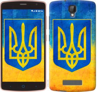 Чехол на ZTE L5 Герб Украины